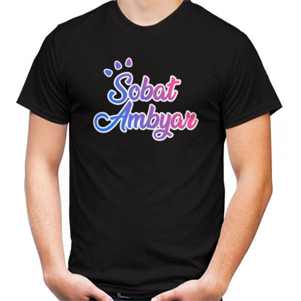 Jual Kaos Sobat Ambyar Ver 2 Print Kaos Pria Redmango Custom