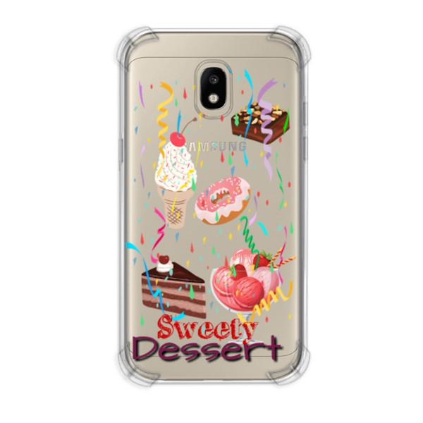 Jual Casing Hp Dessert Print Samsung Galaxy J3 Pro 2017 Casing Custom Ciptaloka Com