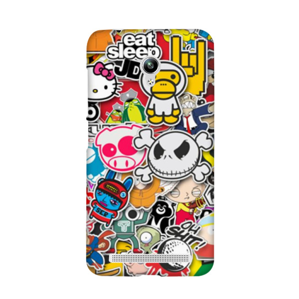 Jual Sticker Casing Hp Print Asus Zenfone Go 5 Casing Custom Ciptaloka Com