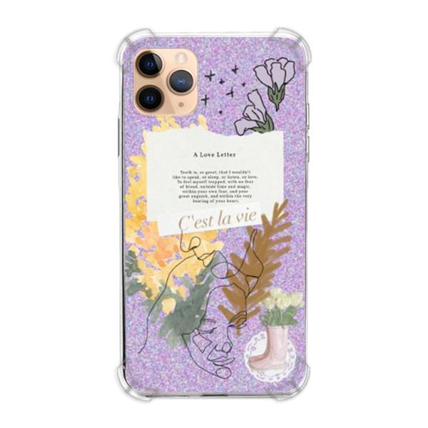 Jual Casing Hp Aesthetic Purple Case Iphone 11 Pro Print Iphone 11 Pro Casing Custom Ciptaloka Com