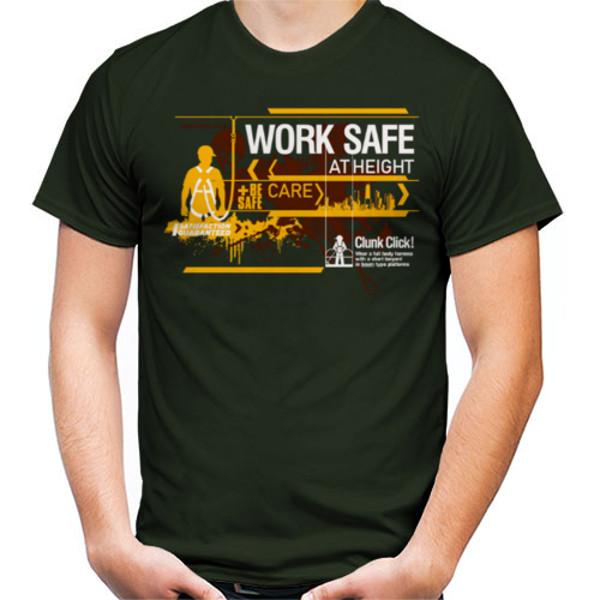Kaos Work Safe at Height - Be Safe and Care
