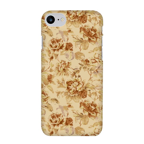 Jual Old Flowers Wallpaper Casing Hp Print Iphone 7 Casing