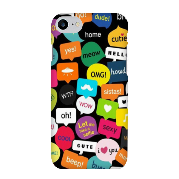 Jual Sticker Casing Hp Print Iphone 7 Casing Custom Ciptaloka Com