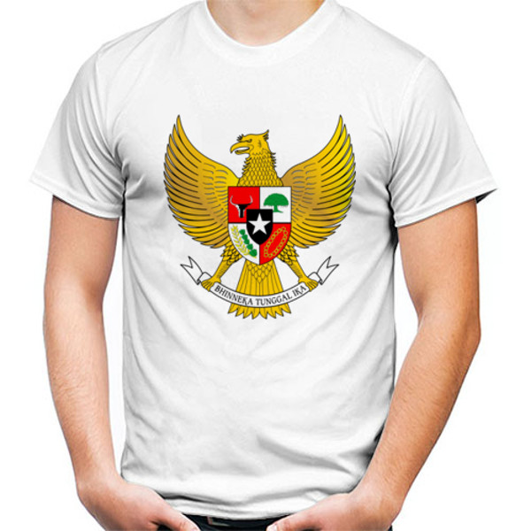 Jual Kaos Garuda Di Dadaku Print Kaos Pria Redmango Custom