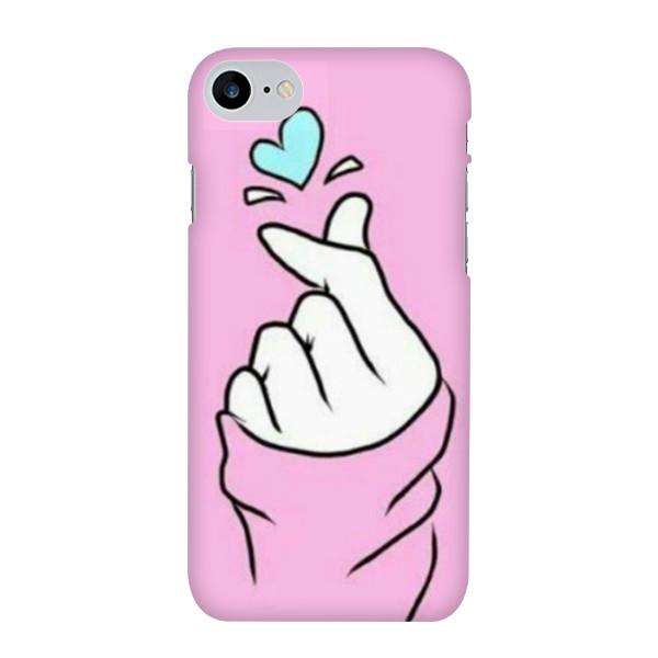 Jual Finger Sign Love Casing Hp Print Iphone 7 Casing Custom Ciptaloka Com